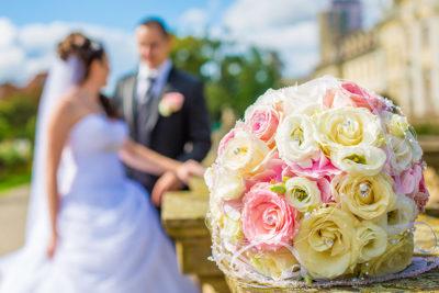 Hochzeit-Schloss-Ludwigsburg-Brautstrauß-Sergej-Metzger-Hochzeitsvideo-Hannover-Fotograf-Hildesheim