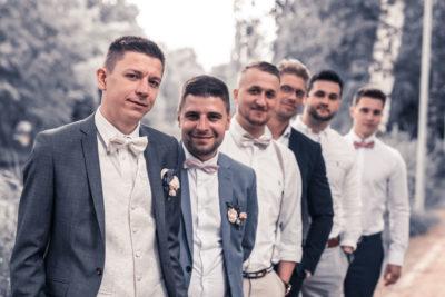 Hochzeit in Herford Aawiesenpark Herford Hochzeitsfotografin Natalja Frei Hochzeitsvideograf Sergej Metzger Grooms