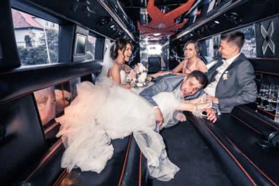 Hochzeit in Herford Aawiesenpark Herford Hochzeitsfotografin Natalja Frei Hochzeitsvideograf Sergej Metzger Limousine Hammer (4)