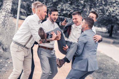 Hochzeit in Herford Aawiesenpark Herford Hochzeitsfotografin Natalja Frei Hochzeitsvideograf Sergej Metzger bräutigam gefeiert