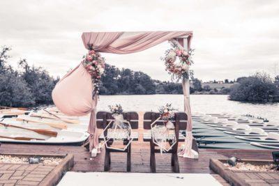 Hochzeit in Herford Freie Trauung Moor Ranch Hücker Moor See Spenge Hochzeitsfotografin Natalja Frei Hochzeitsvideograf Hannover Sergej Metzge (1)