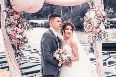 Hochzeit in Herford Freie Trauung Moor Ranch Hücker Moor See Spenge Hochzeitsfotografin Natalja Frei Hochzeitsvideograf Hannover Sergej Metzge ( (20)