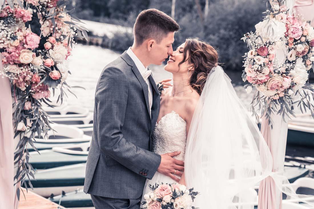 Hochzeit in Herford Freie Trauung Moor Ranch Hücker Moor See Spenge Hochzeitsfotografin Natalja Frei Hochzeitsvideograf Hannover Sergej Metzge ( (22)