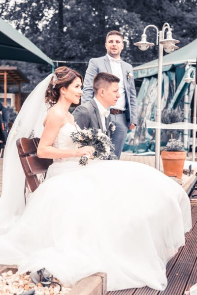 Hochzeit in Herford Freie Trauung Moor Ranch Hücker Moor See Spenge Hochzeitsfotografin Natalja Frei Hochzeitsvideograf Hannover Sergej Metzge ( (9)