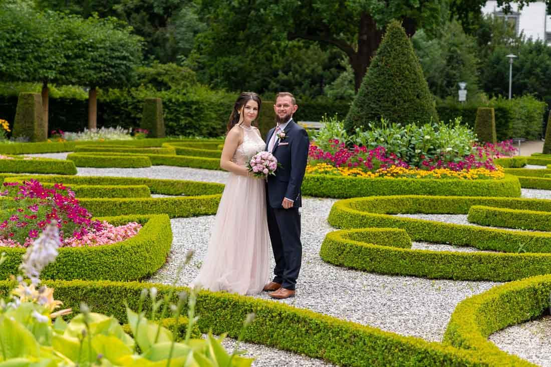 Hochzeit Schlosspark Wolfsburg Standesamt Wolfsburger Schloss Sergej Metzger Natalja Frei Fotograf Hildesheim Videograf Hannover (45)